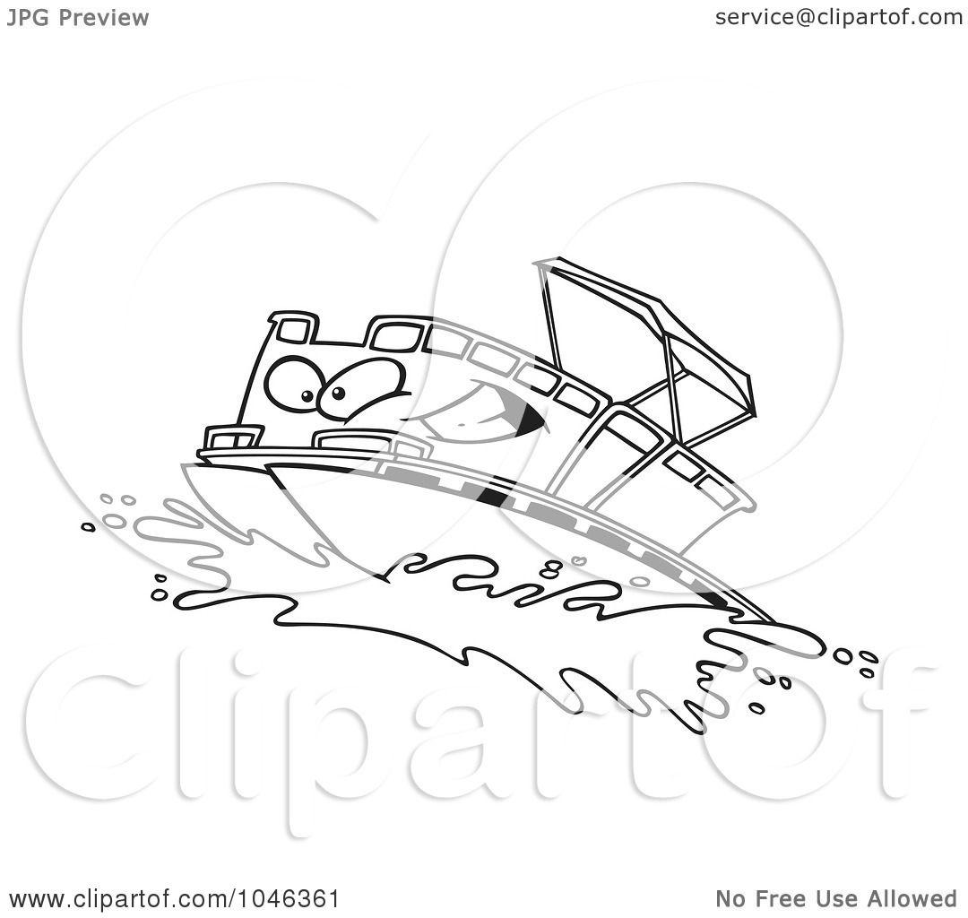Pontoon Boat Metal