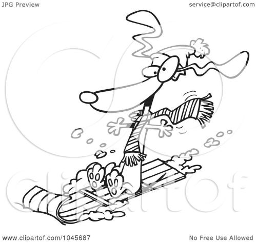 small resolution of royalty free rf clip art illustration of a cartoon black and white outline