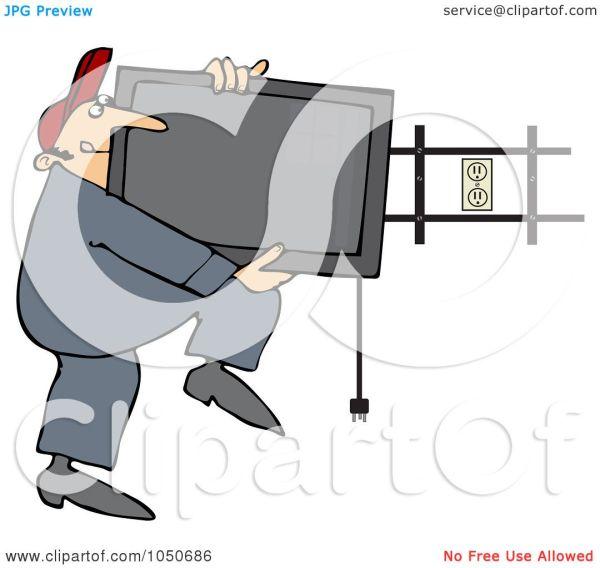 Royalty-free Rf Clip Art Illustration Of Man