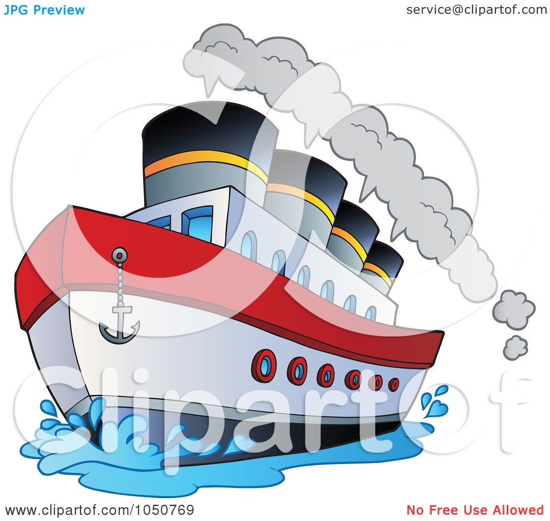 hight resolution of royalty free rf clip art illustration of a steamship by visekart