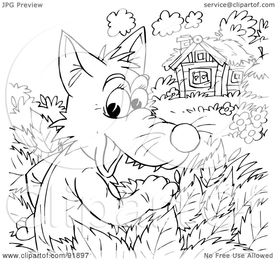 Wolf Free Printable Worksheets