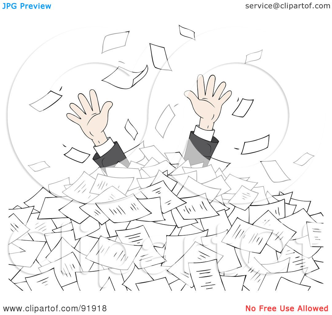 Royalty Free Rf Clipart Illustration Of A Business Man S