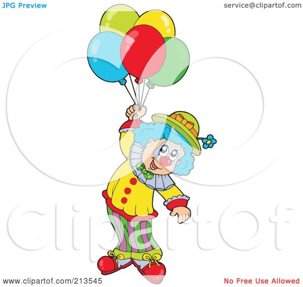 20+ Clown With Balloons Coloring Page Pictures and Ideas on Meta ...