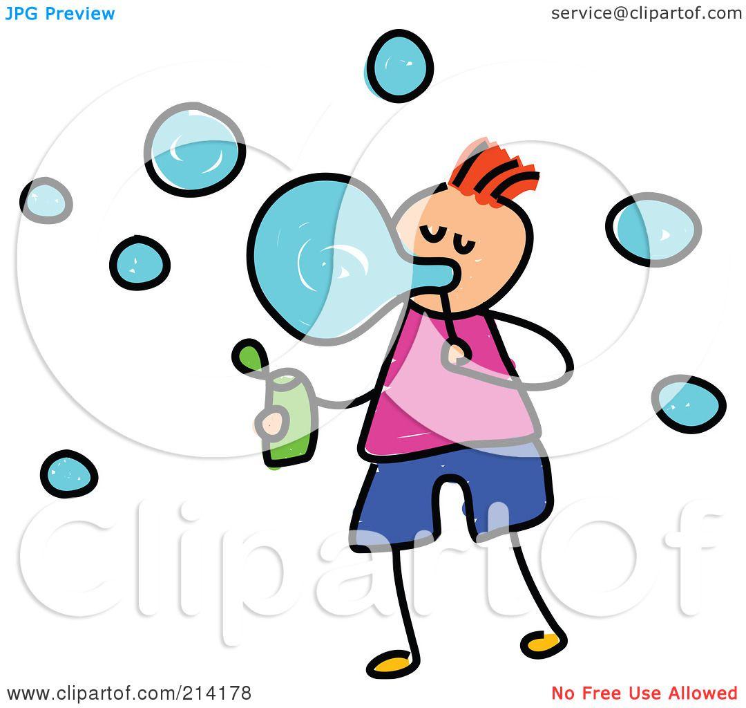 Heart Bubbles Transparent