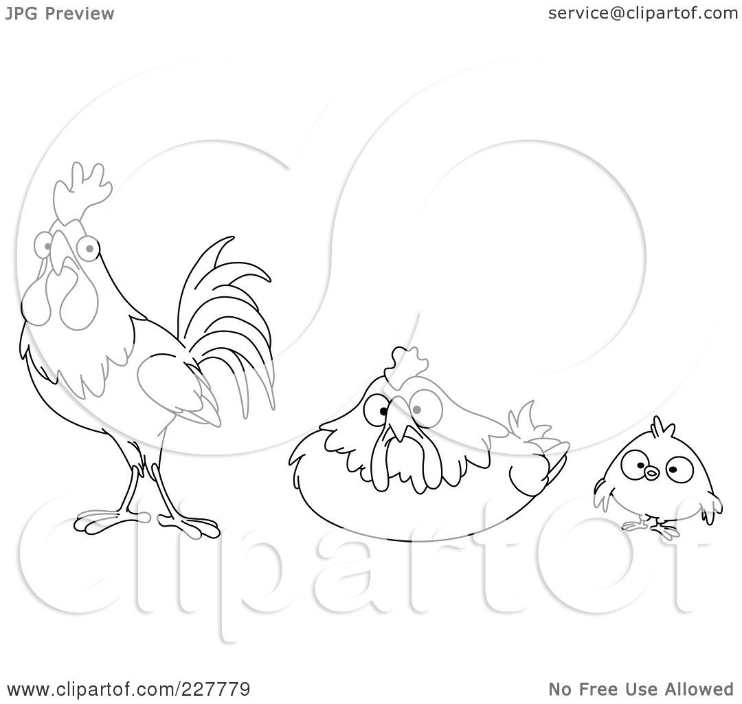 Pin Hens And Roosters Pattern Package World Of Patterns on