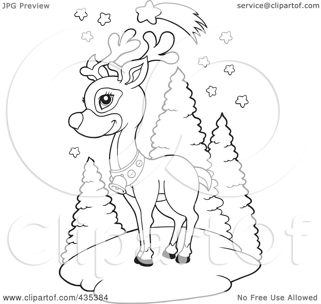 Rudolph Clipart
