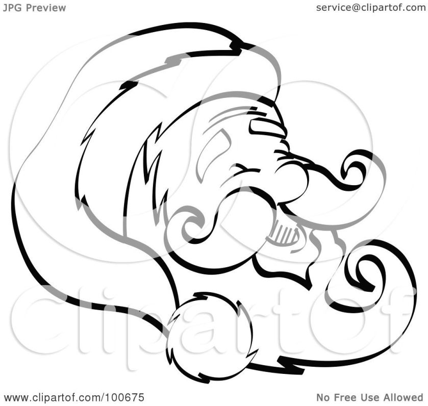 mustache outline page coloring pages