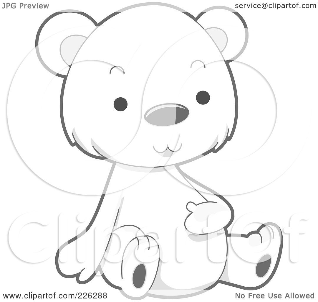 Royalty Free Rf Clipart Illustration Of A Cute Baby