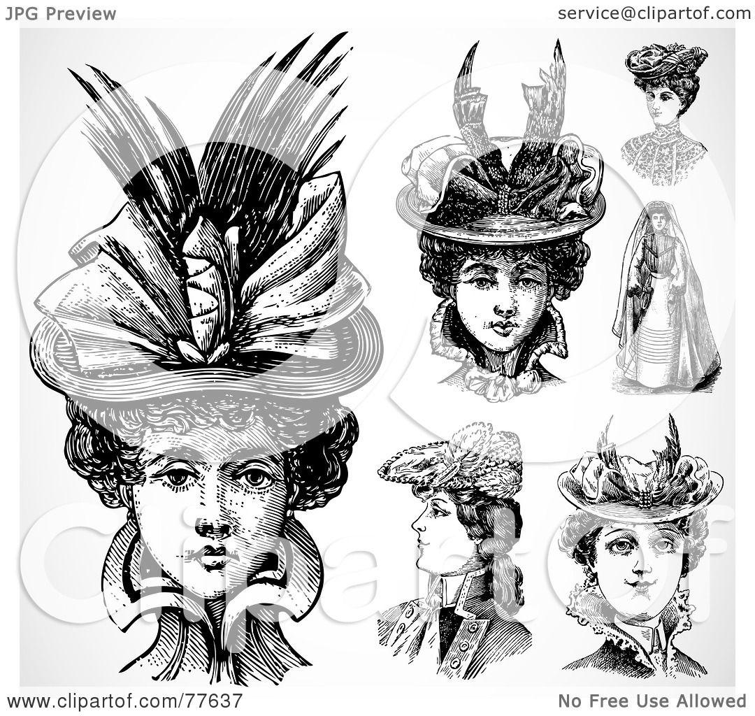 Royalty-Free (RF) Clipart Illustration of a Digital