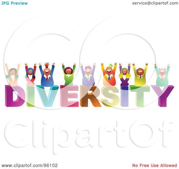 Royalty-free Rf Clipart Illustration Of Happy Business