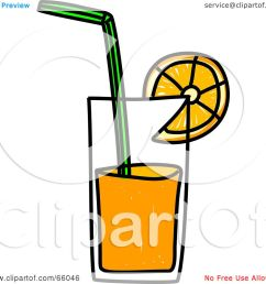 royalty free rf clipart illustration of a sketched glass of orange juice by [ 1080 x 1024 Pixel ]
