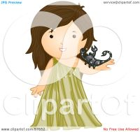 Royalty-Free (RF) Clipart Illustration of an Astrological ...