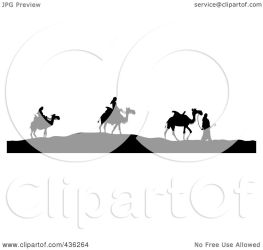 wise clipart three camels royalty illustration silhouetted rf pams