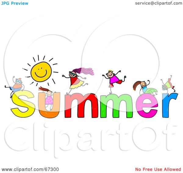 Royalty-free Rf Clipart Illustration Of Children With