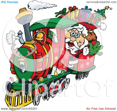 small resolution of christmas train clipart royalty free rf clipart