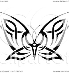 royalty free vector clip art illustration of a black and white butterfly logo 16 by vector tradition sm [ 1080 x 1024 Pixel ]