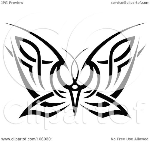 small resolution of royalty free vector clip art illustration of a black and white butterfly logo 16 by vector tradition sm