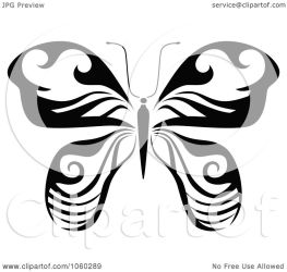 butterfly illustration vector royalty clip tradition sm clipart seamartini