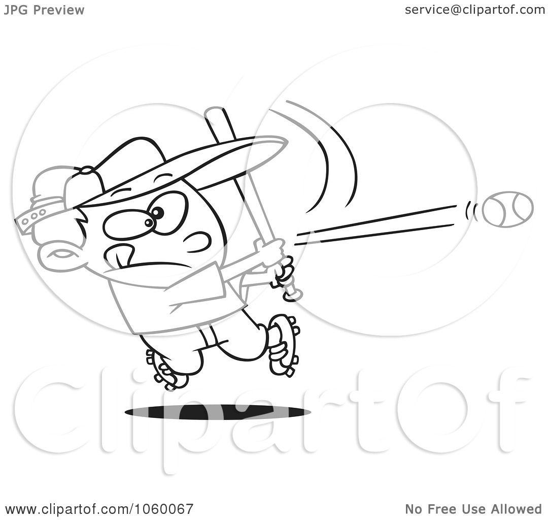 Royalty-Free Vector Clip Art Illustration of a Cartoon