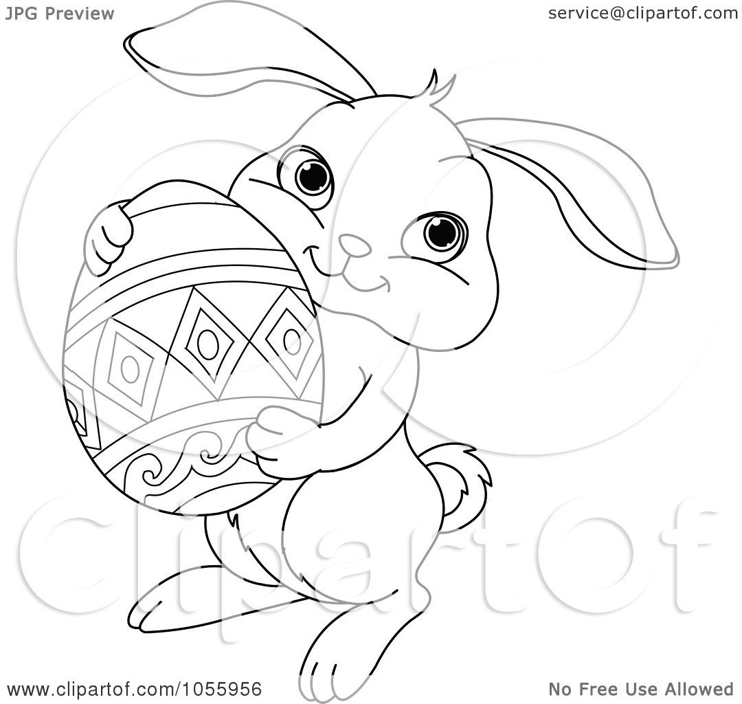 Royalty Free Vector Clip Art Illustration Of A Coloring