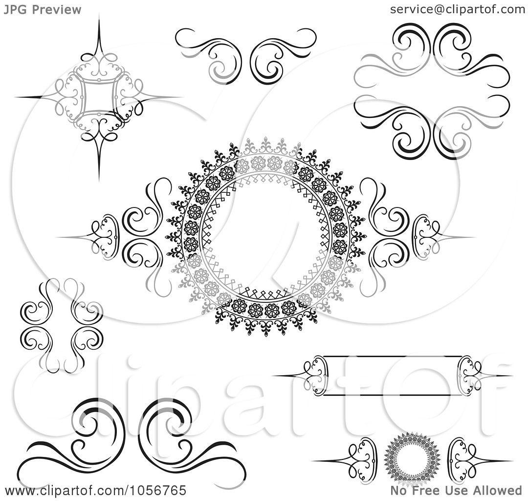 Royalty-Free Vector Clip Art Illustration of a Digital