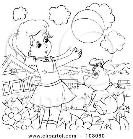 Preschool Coloring Sheets: June 2013