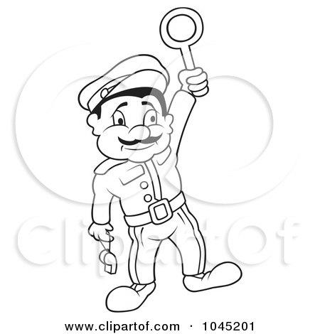 folenaomo969: Dispatcher Clip Art