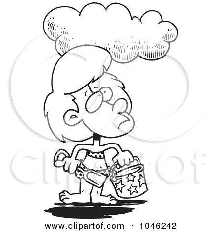 Royalty Free Cloudy Illustrations by Ron Leishman Page 1
