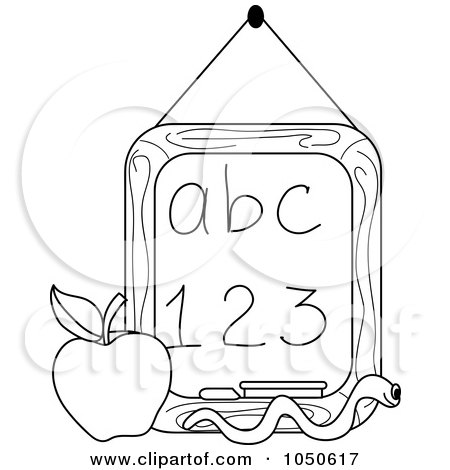 Royalty Free Stock Illustrations of Coloring Pages by Pams