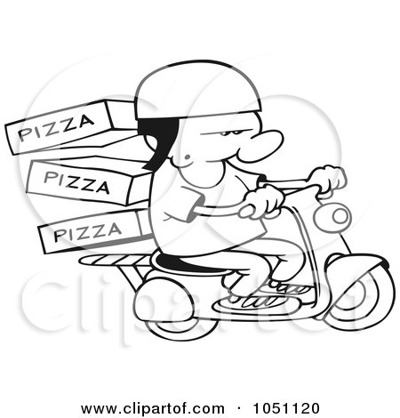 Open Pizza Box Clip Art, Open, Free Engine Image For User