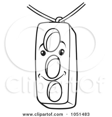 Royalty-Free (RF) Stop Light Clipart, Illustrations