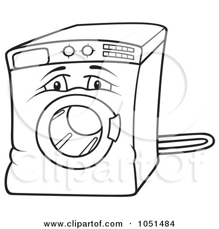 Royalty-Free (RF) Appliance Clipart, Illustrations, Vector