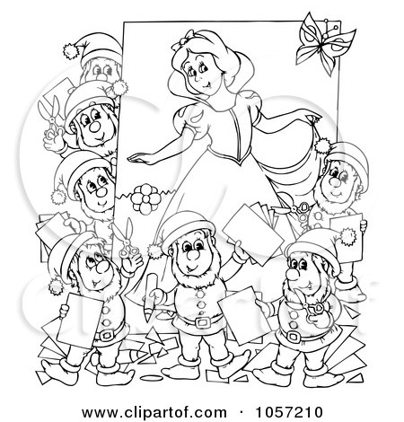 2011 Celtic Tattoos: snow white coloring pages for kids