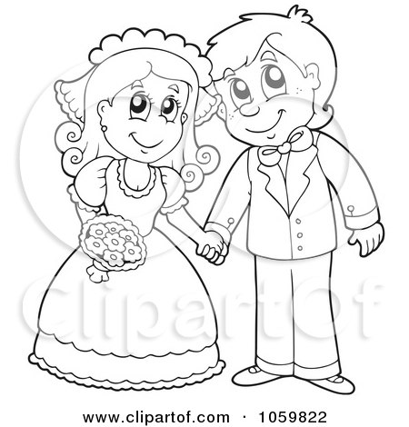 Royalty Free Wedding Illustrations by visekart Page 1