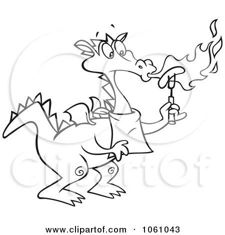 Dragon Of Flames