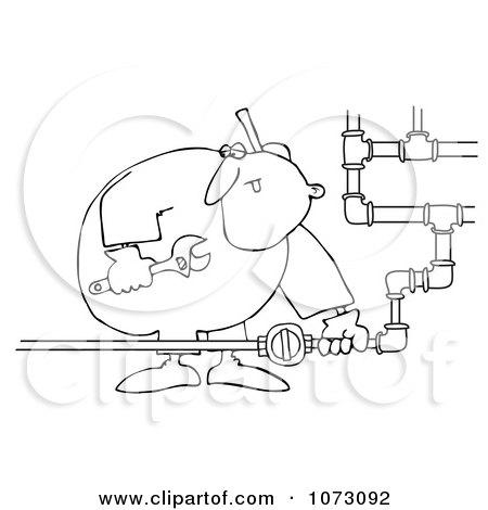 Royalty Free Repairman Illustrations by djart Page 1