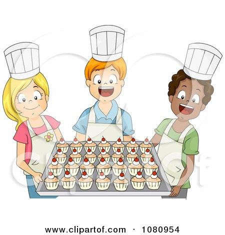 royalty-free rf baking clipart