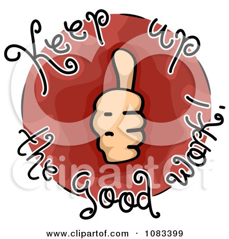clipart thumbs good