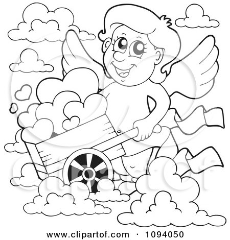 Gazelle Outline Coloring Page Coloring Coloring Pages