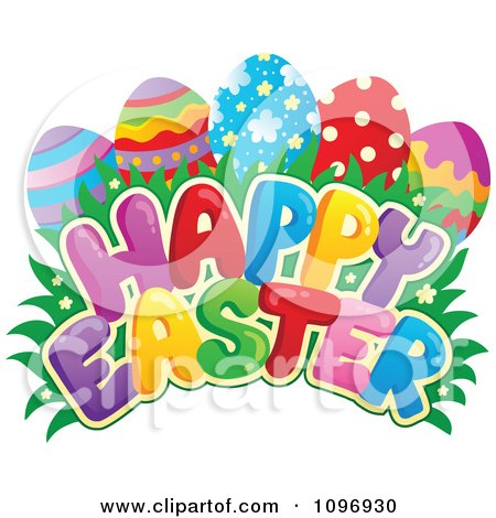 royalty-free rf easter clipart