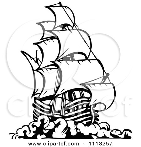 Pirate Flag Printable Coloring Pages Sketch Coloring Page
