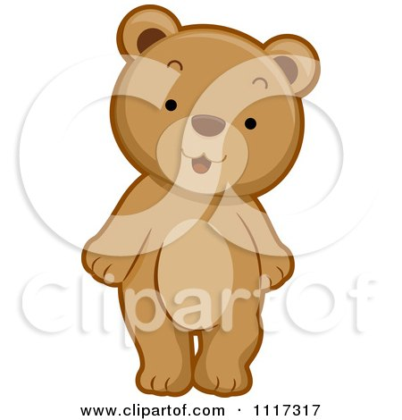 Royalty Free RF Teddy Bear Clipart Illustrations