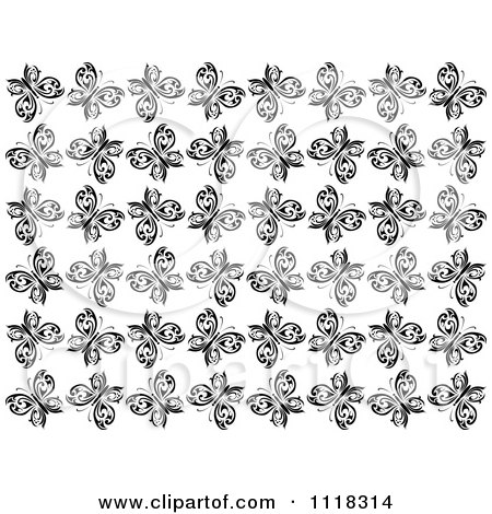 BUTTERFLY CELTIC PATTERN » Patterns Gallery
