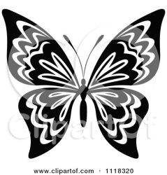 butterfly clipart vector royalty illustration illustrations graphics rf tradition sm clipartof