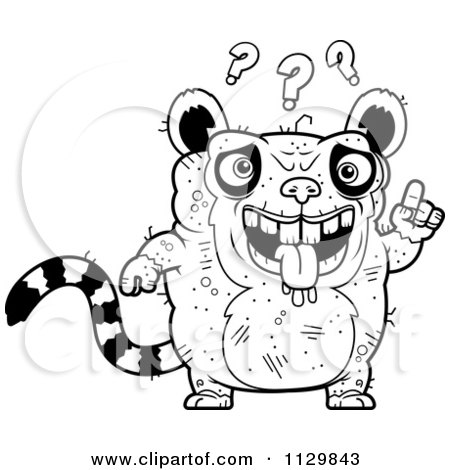 Confused Face Coloring Page Coloring Pages