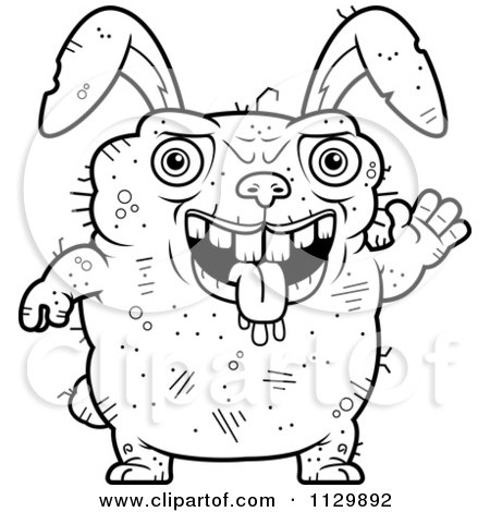 Royalty-Free (RF) Ugly Clipart, Illustrations, Vector