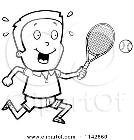 Racket Tennis Icon