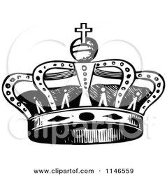 crown royal clipart vector retro printable prawny poster
