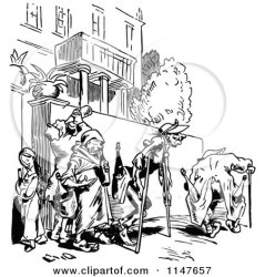 drunk crowd clipart retro royalty vector prawny illustration illustrations rf