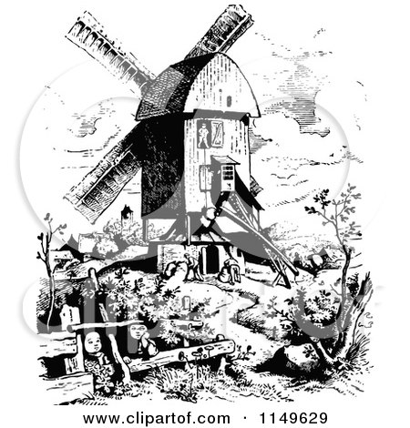Electric Windmill Diagram, Electric, Free Engine Image For